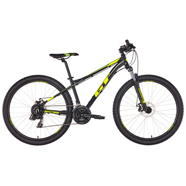"MTB GT BICYCLES AGGRESSOR SPORT 27,5"" Schwarz/Gelb 2019"